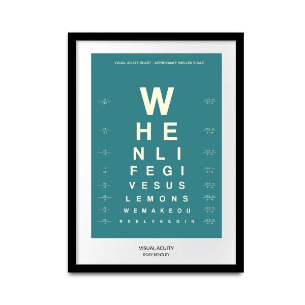 Eye Test Artwork