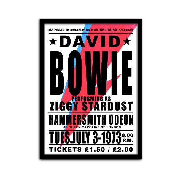 Bowie - Hammersmith Odeon