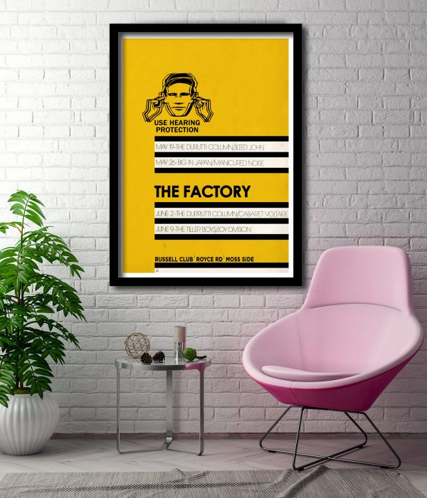 The Factory Gig