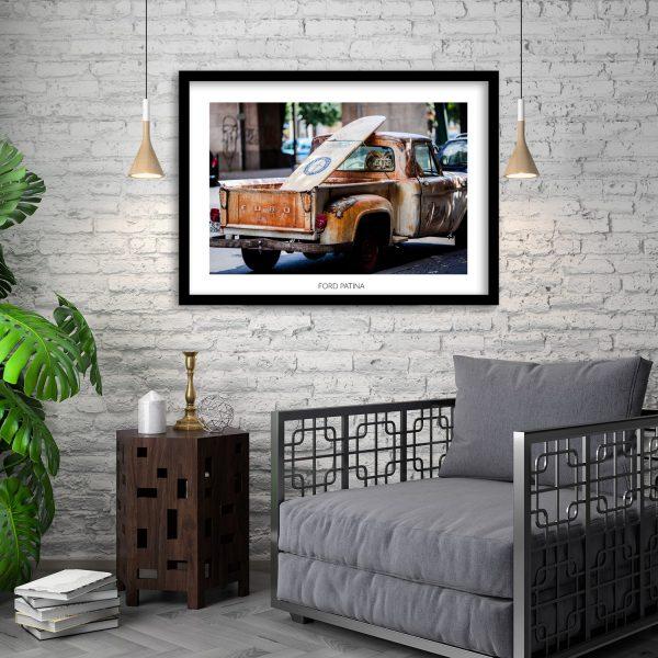 Ford Patina