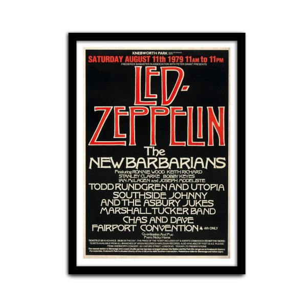 Led Zeppelin Knebworth